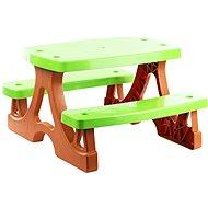 Piknikový stôl a lavičky - Detský stôl