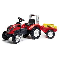Falk Toys traktor - Šliapací traktor