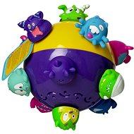 Chuckle Ball skákajúca lopta so zvukmi - Didaktická hračka