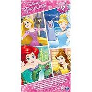 Penové puzzle Disney princezné - Penové puzzle