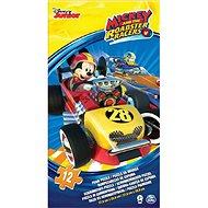 Penové puzzle Mickey a pretekári - Penové puzzle