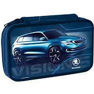 Dvojposchodový Škoda Vision - Peračník