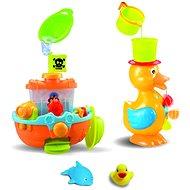 Ludi Darčeková sada hračiek do kúpeľa - Hračka do vody