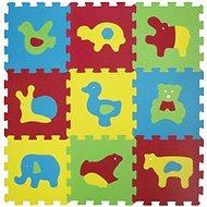 Ludi 84x84 cm Zvieratá Basic - Penové puzzle
