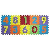Ludi 143x48 cm Čísla - Penové puzzle