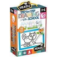 Krok za krokom – Škola kreslenia