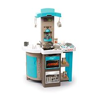 Smoby Tefal Bubble skladacia elektronická, modrá - Kuchynka