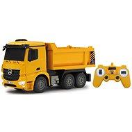 Jamara Dump Truck Mercedes-Benz Arocs 1:26 2,4 GHz - RC auto na diaľkové ovládanie