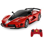 Jamara Ferrari FXX K Evo 1:24 red 27 MHz - RC auto na diaľkové ovládanie