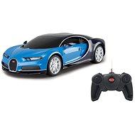 Jamara Bugatti Chiron 1:24 blue 40 MHz - RC auto na diaľkové ovládanie