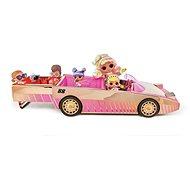 L.O.L. Luxusné auto s bazénom a tanečným parketom - Doplnok pre bábiky