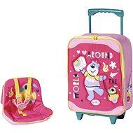 BABY born Kufrík so sedačkou pre bábiky - Doplnok pre bábiky