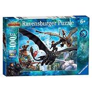Ravensburger 109555 Ako vycvičiť draka 3 - Puzzle