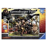 Ravensburger 131983 Ako vycvičiť draka: Priateľov si drž blízko