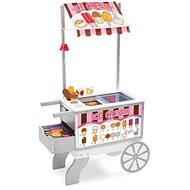 Melissa & Doug – Predajný stánok s občerstvením - Drevená hračka