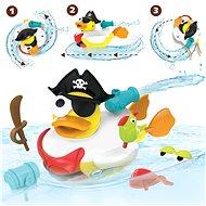 Yookidoo – Kreatívna plávacia kačica – Pirát - Hračka do vody