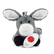 ZAZU - Donkey Don - Fizzling pet with heartbeat and melodies - Baby Toy