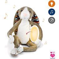 ZAZU - Bunny BO plush night light with melodies - Baby Toy