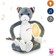 ZAZU - Cat KATIE - plush night light with melodies - Baby Toy