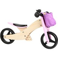 Small foot Trike 2 v 1 ružové - Odrážadlo