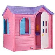 Little Tikes Vidiecke sídlo – ružové - Detský domček