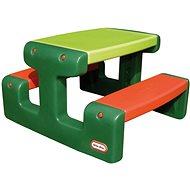 Little Tikes Piknikový stoleček Junior - Evergreen - Detský stôl