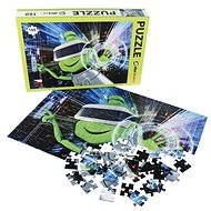 Alza Puzzle 160 dielikov – Mimozemšťan Alza vo VR - Puzzle