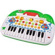 Simba Piano so zvieratkami - Hudobná hračka