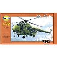 Smer Model Kit 0907 vrtulník – Mil Mi-4 - Plastikový model