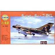 Směr Model Kit 0853 lietadlo – Suchoj Su-7 BKL - Plastikový model