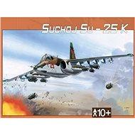 Směr Model Kit 0857 lietadlo – Suchoj Su-25 K - Plastikový model
