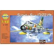 Smer Model Kit 0856 lietadlo - Suchoj Su-17/22 M4 - Plastikový model