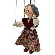 Babička 20 cm - Bábka