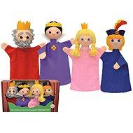 Krabička maňušiek - Kráľovská rodina 3 - Sada