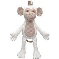 Opica srdiečková 70 cm - Textilná hračka