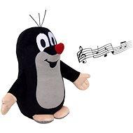 Krtko tancujúci–hrajúci 20 cm - Plyšová hračka