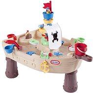 Little Tikes Vodný stôl – pirátská loď - Herná súprava