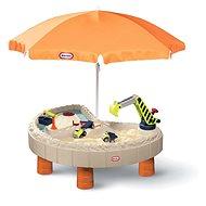 Little Tikes Vodný stôl a pieskovisko pre staviteľov Builders Bay - Pieskovisko
