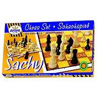 Detoa Šach Steuton - Stolná hra