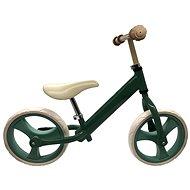 """Bicykel detský 12"""" zelený - Odrážadlo"""