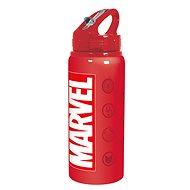 Fľaša na vodu Hliníková fľaša šport 710 ml, Marvel