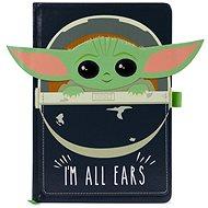 Blok A5 premium, Mandalorian I'm All Ears