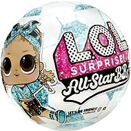 L.O.L. Surprise! Športové hviezdy futbalu
