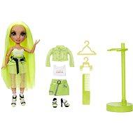 Rainbow High Fashion bábika – Karma Nichols (Neon)