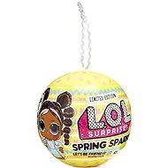 L.O.L. Surprise! Jarná trblietavá séria – Chick a Dee - Bábika