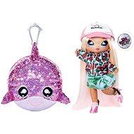 Na! Na! Na! Surprise Na! Na! Na! Surprise Bábika v trblietavom zvieratku 2 v 1 – Sparkle Dolphin - Bábika