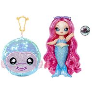 Na! Na! Na! Surprise Bábika v trblietavom zvieratku 2 v 1 – Sparkle Mermaid - Bábika