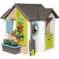 Smoby Domček záhradnícky rozšíriteľný - Detský domček