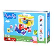 PlayBig BLOXX Peppa Pig Karavan s príslušenstvom - Stavebnica