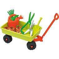 Vozík Androni Záhradný vozík s doplnkami – dĺžka 52 cm - Vozík